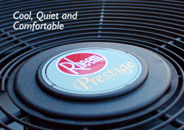 Rheem - Cool, Quiet and Comfortable