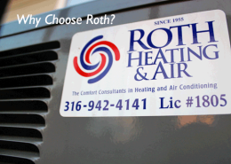 Why Choose Roth?