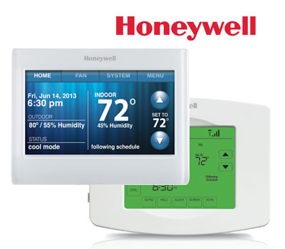Roth Honeywell Thermostats