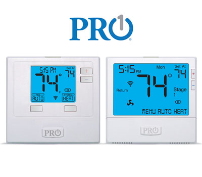 Roth Pro Thermostats