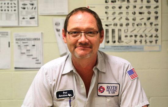 Brad Freeman